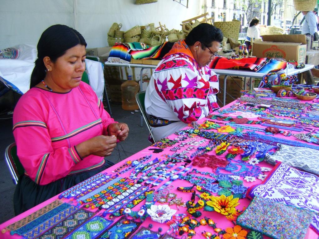 M xico a trav s de la mirada de una cubana artesan as for Como hacer artesanias en casa