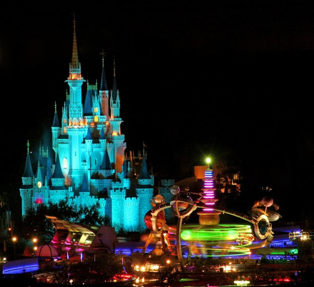 Disney World's Magic Kingdom_wallpaper_hd
