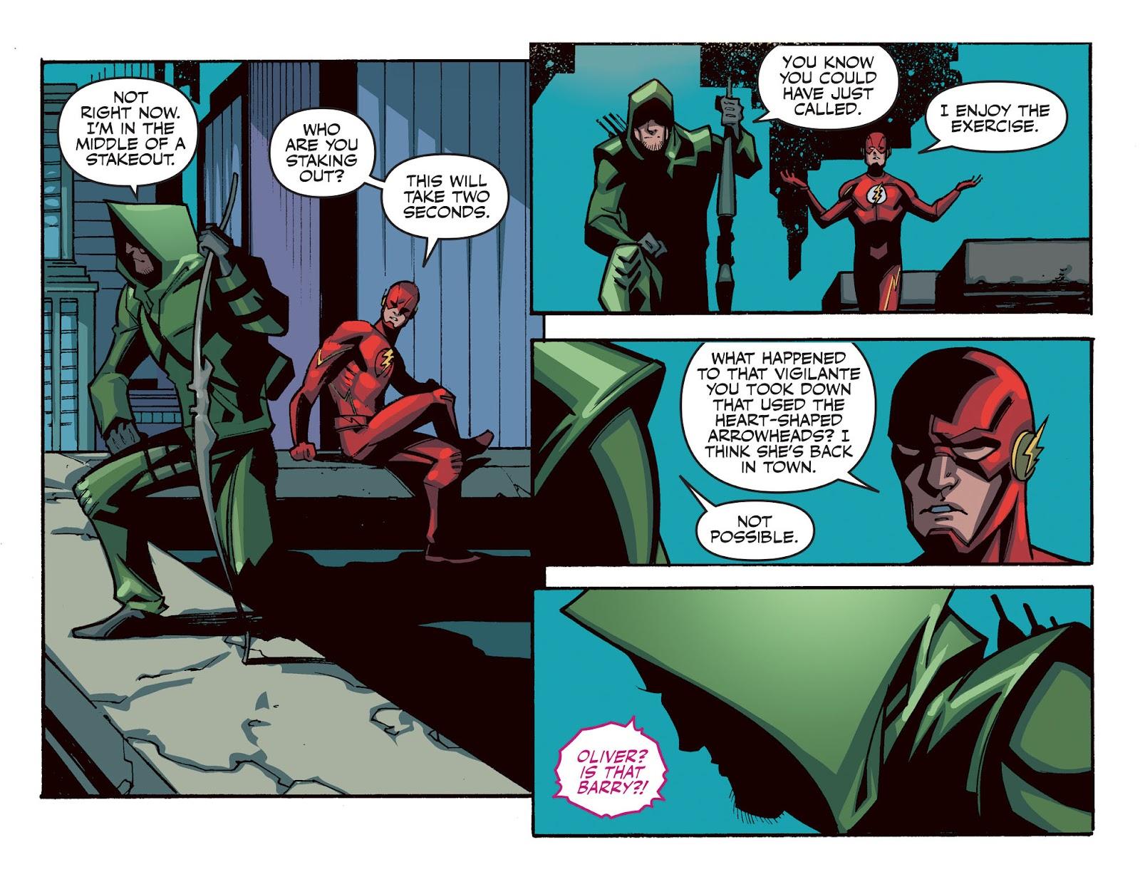 The Flash: Season Zero [I] Issue #15 #15 - English 10