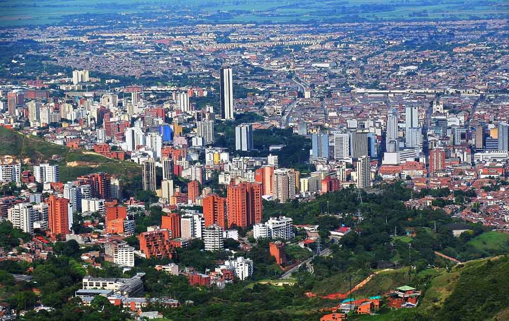 Cali Colombia  city pictures gallery : Cali Colombia