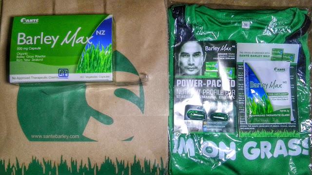 Sante Barley Max NZ 500 mg capsules and Sante Barley Max NZ 3 gram Food Supplement sachets contain PURE and YOUNG barley grass powder.
