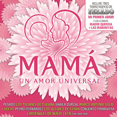 va mama un amor universal 2013 VA   Mamá: Un Amor Universal (2013)