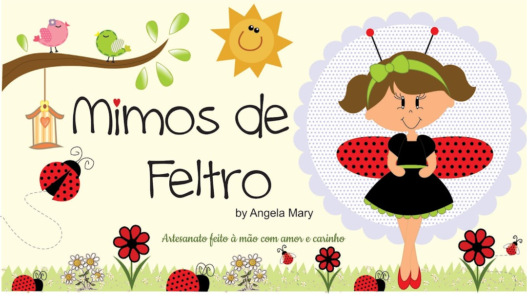 Mimos de Feltro by Angela Mary