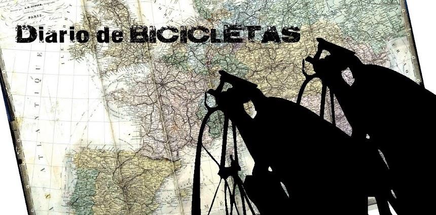 Diario de Bicicletas