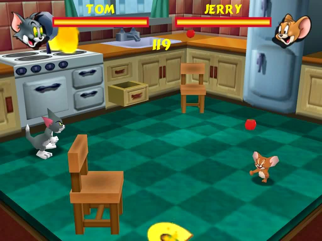 tom et jerry games