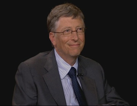 Bill Gates in conversation about Tablet with Charlie Rose.