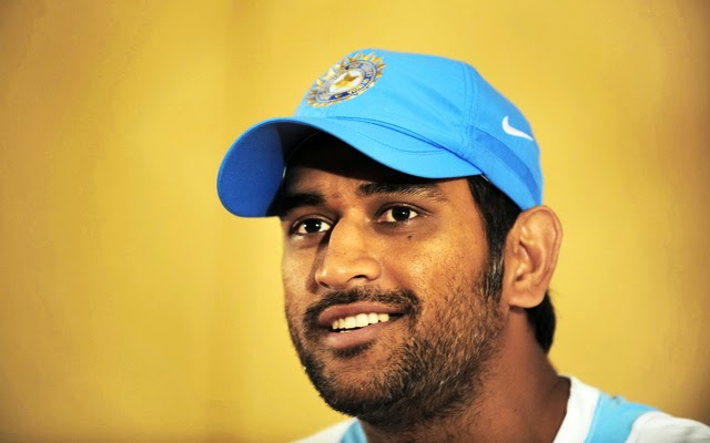 Dhoni Test Cricket Retirement Photo