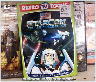 1987 アメコミ Starcom DVD coleco スターコム