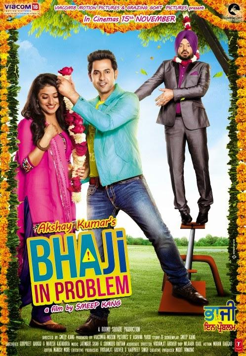 Bhaji In Problem (2013) Watch Online HD