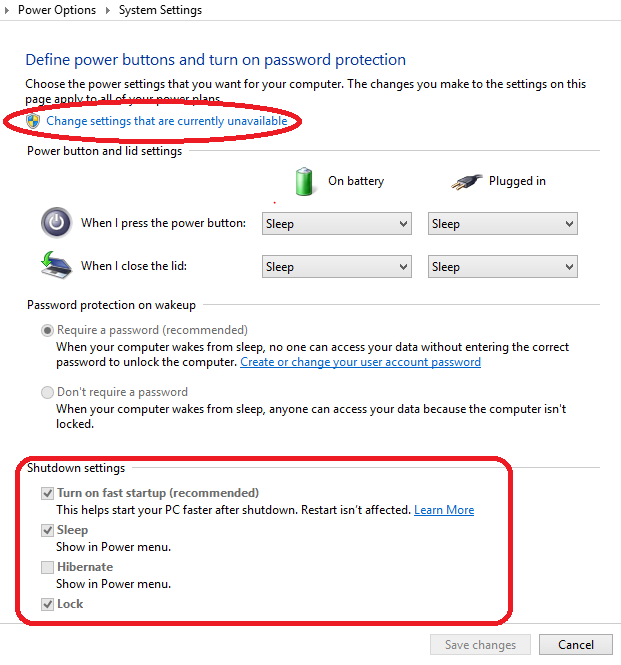 cara menampilkan fungsi/opsi hibernate pada windows 8.1