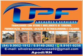 LPF - LOCAÇÕES E SERVIÇOS