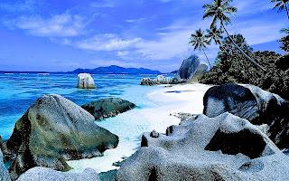Seychelles fotografias de islas