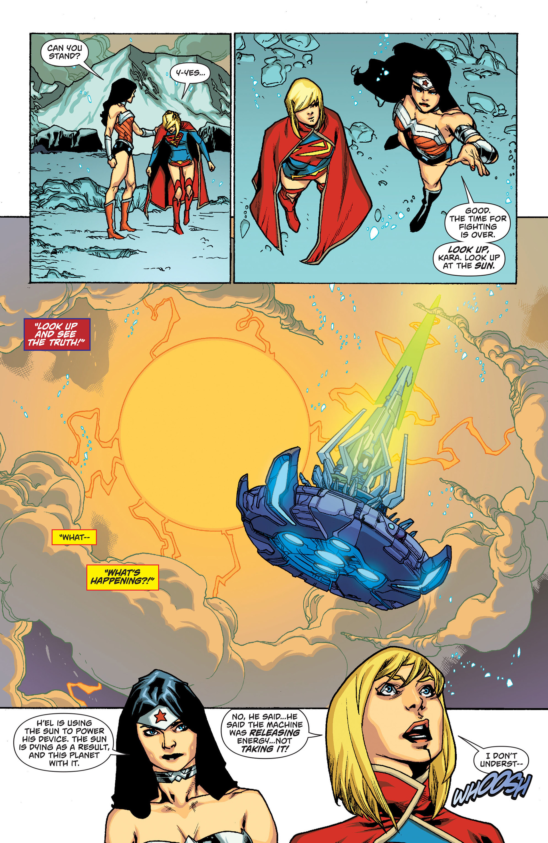 Supergirl (2011) Issue #17 #19 - English 16