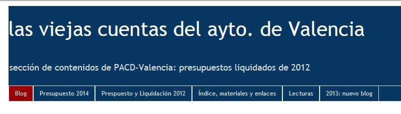 blog cuentas 2012