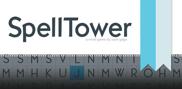 SpellTower Multiplayer Game