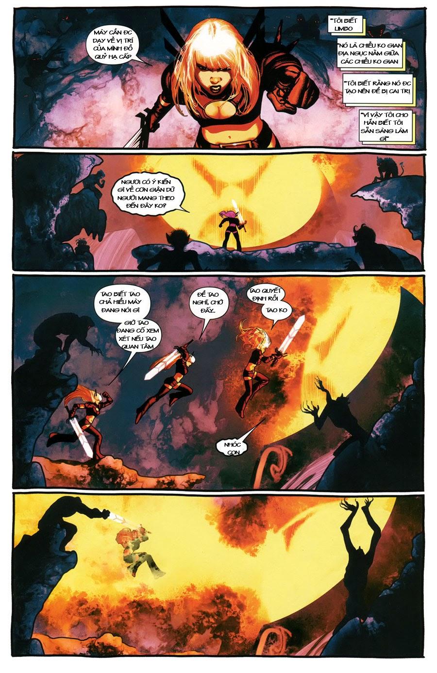 Uncanny X-Men chap 5 - Trang 7