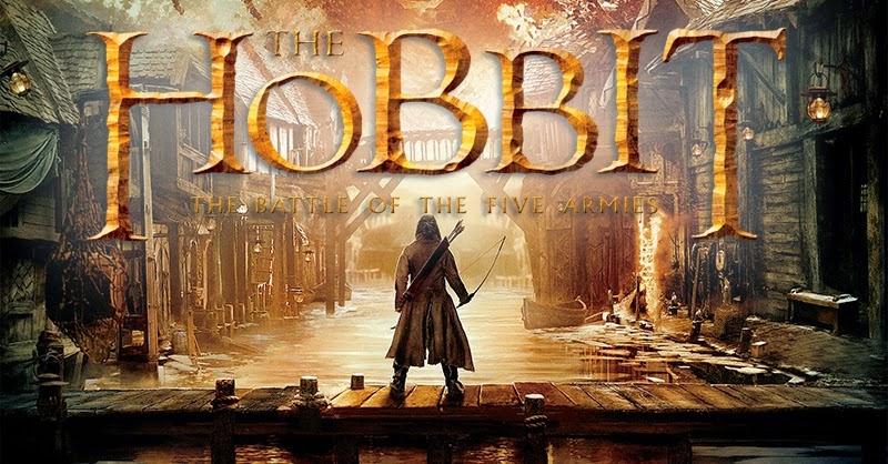 El Hobbit, la Batalla de los Cinco Ejércitos, estreno 17 de diciembre