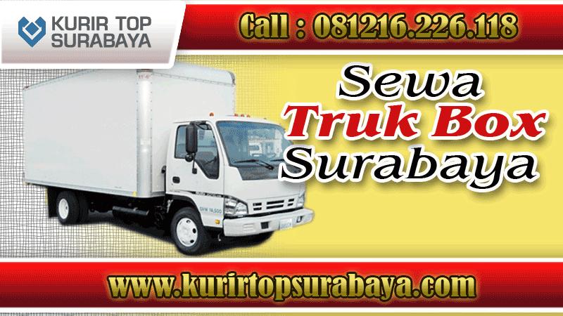 Jasa Sewa Truck Box Surabaya