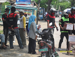 Baksos peduli Merapi & Mentawai