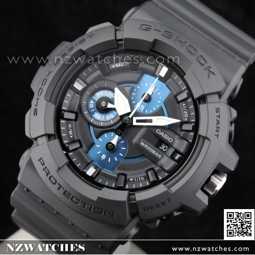 Casio G-Shock Screw Lock Crown Chronograph Watch GAC-100 Series ... 8b252ac92