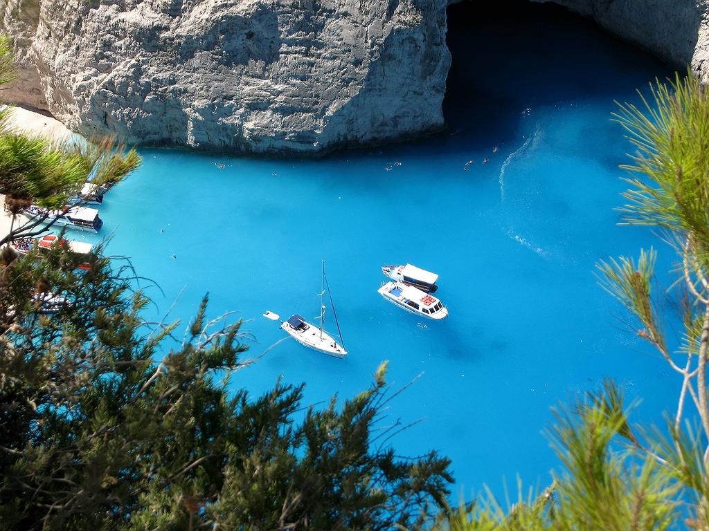 Travel Trip Journey Navagio Beach Zakynthos Greece