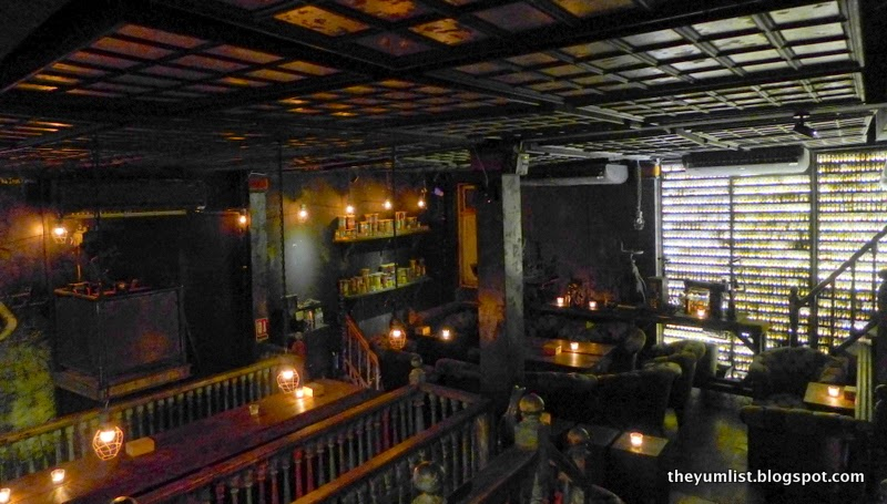 Iron Fairies, bar, Bangkok