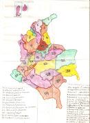 mapa mapa colombia actualidad