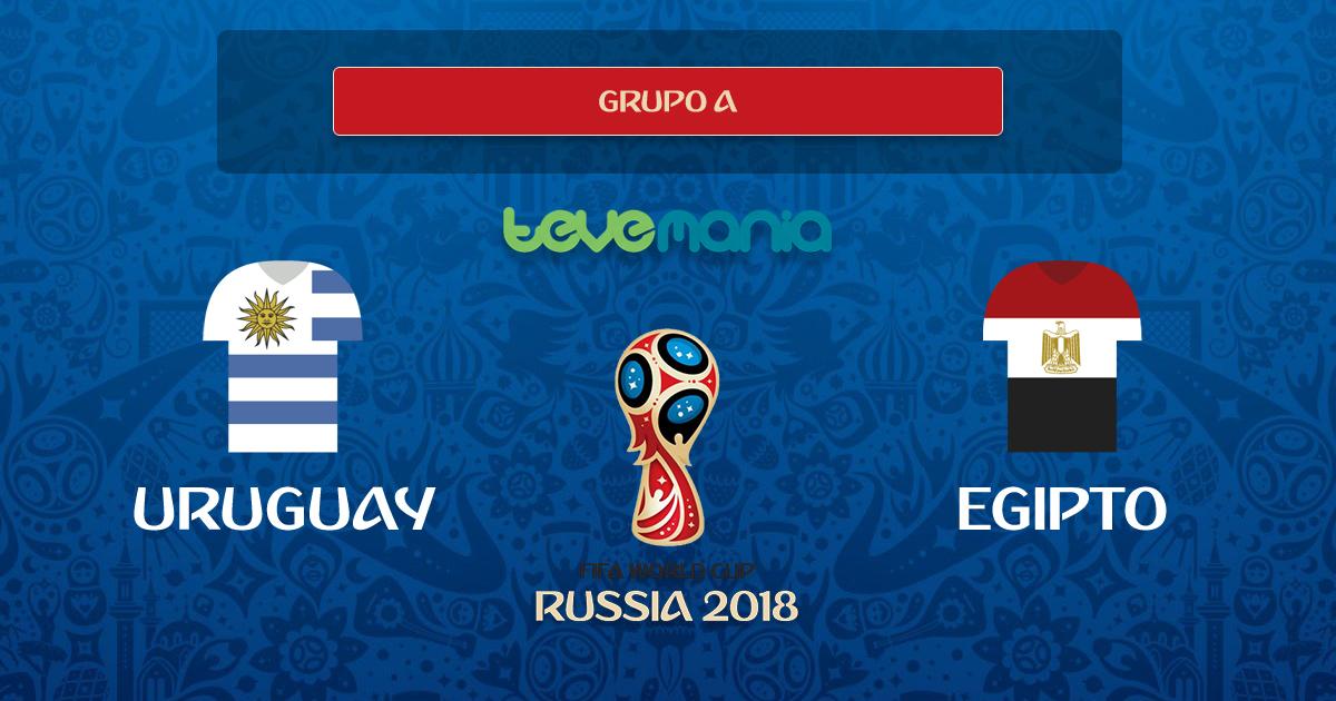 Uruguay ganó con lo justo y con 'garra' 1 a 0 a Egipto