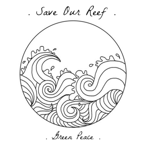 . FIGHT TO SAVE THE GREAT BARRIER REEF .