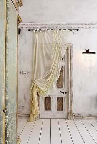 Querido ref gio blog de decora o cortinas leves e for Cortinas romanticas
