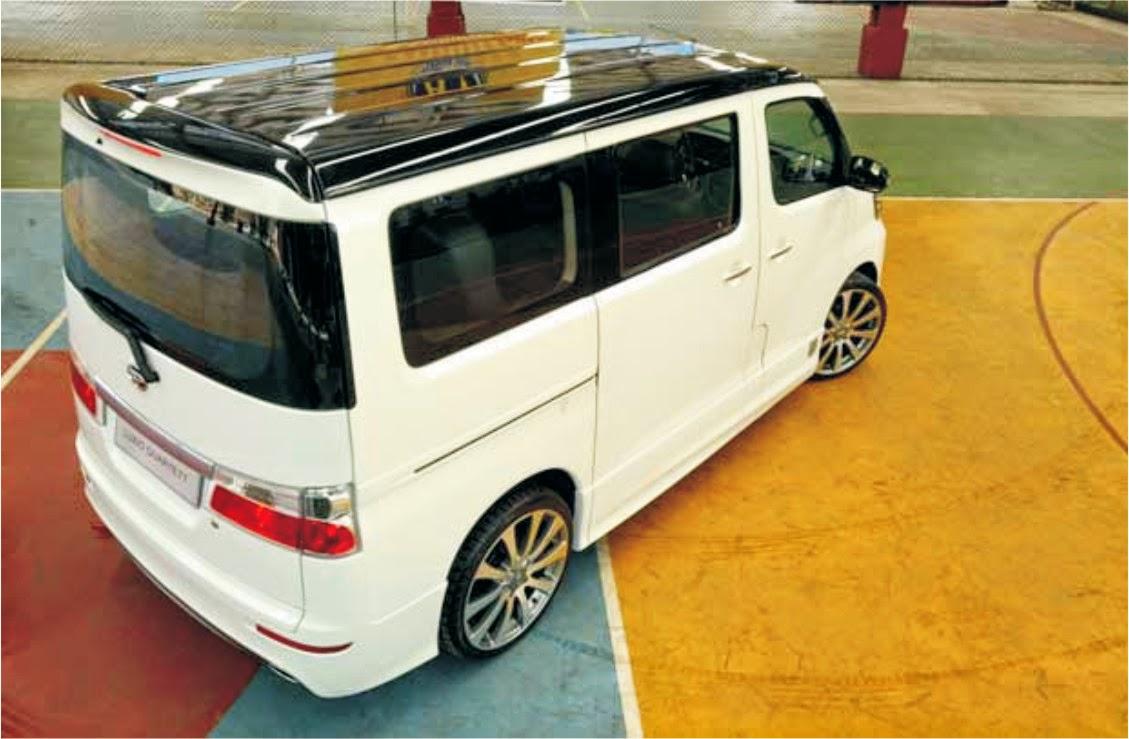 Gambar Gambar Modifikasi Daihatsu Luxio Terlengkap ...