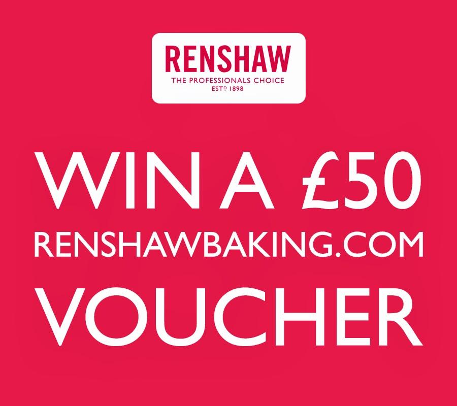 Renshaw Baking Giveaway