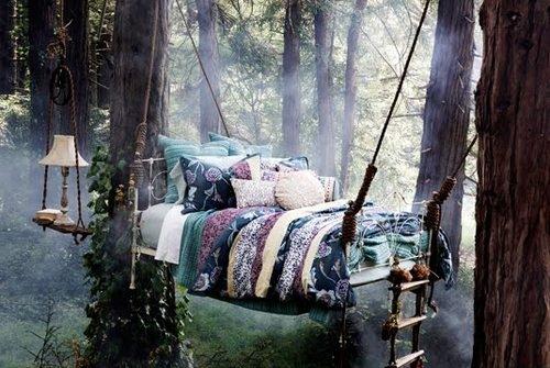 Episode #2 - Acid Fairy Dust Bed-enchanted-fog-forest-mystical-Favim.com-112470
