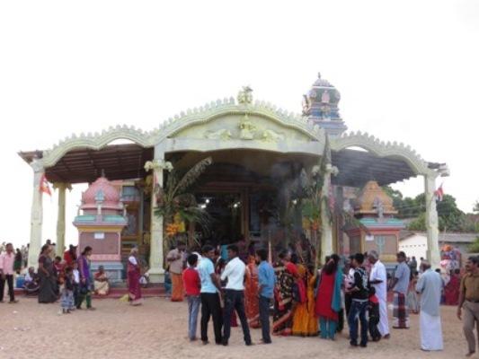 சல்லி முத்துமாரி அம்மன் ஆலயத்  திருவிழா - புகைப்படங்கள்