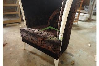 Malioboro High Wingback Chair 2