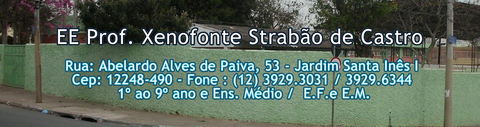 EE Prof. Xenofonte Strabão de Castro