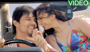 Exclusive Video - Jaata Hai Tujh Tak - Randeep Hooda, Aditi Rao Hydari - Murder 3