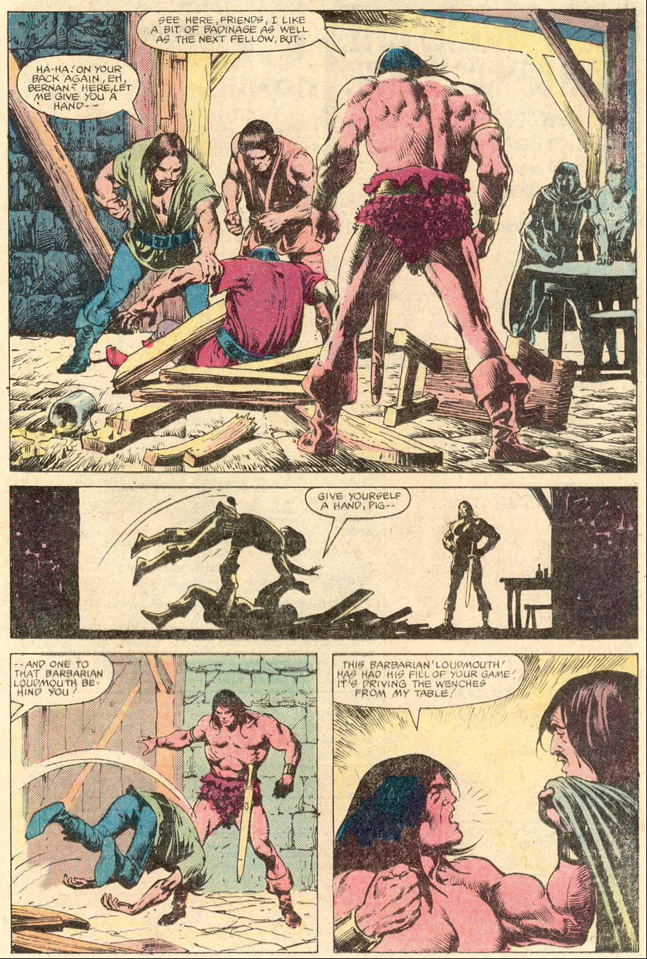 Conan the Barbarian (1970) Issue #137 #149 - English 10