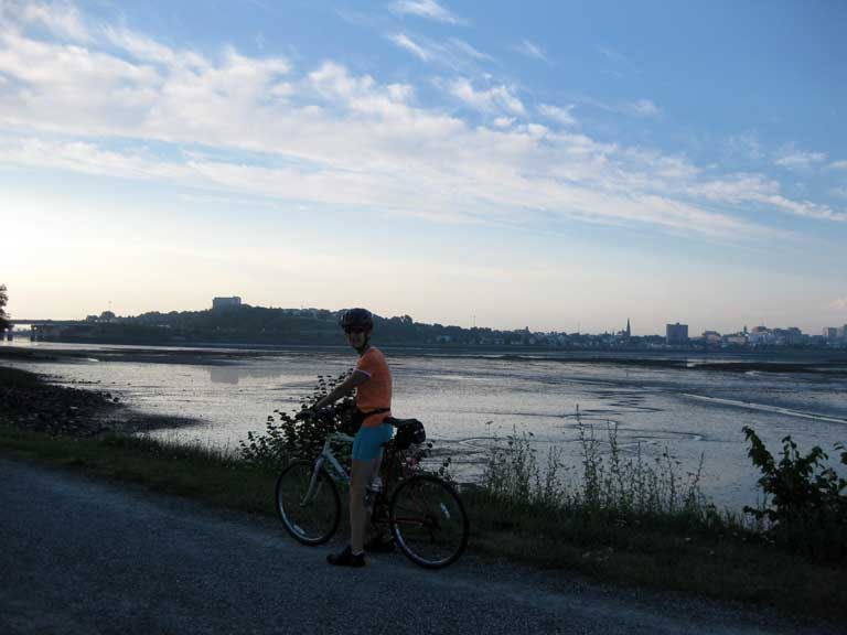 Vermont green threads biking the coast of maine for Bike rides in maine