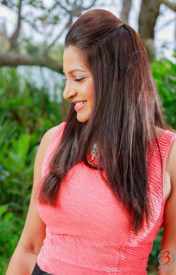 Maheeka Liyanage pink