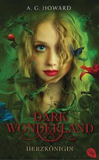 Lesedetektiv - Dark Wonderland-Herzkönigin
