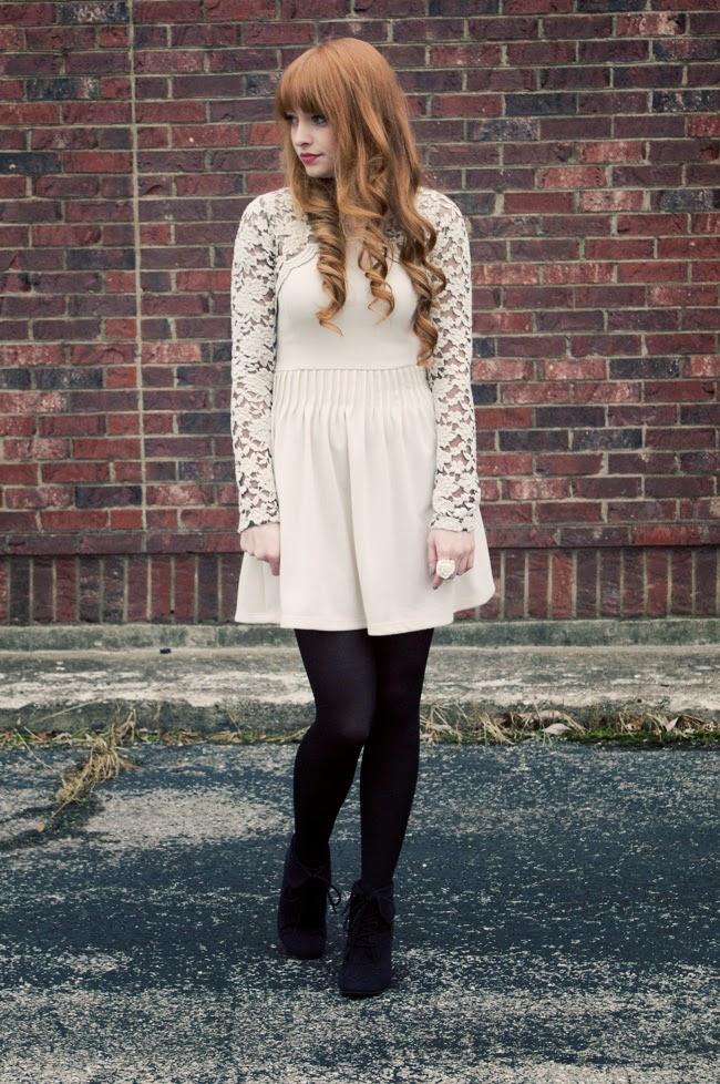 Winter Fashion // Fear in Wonderland