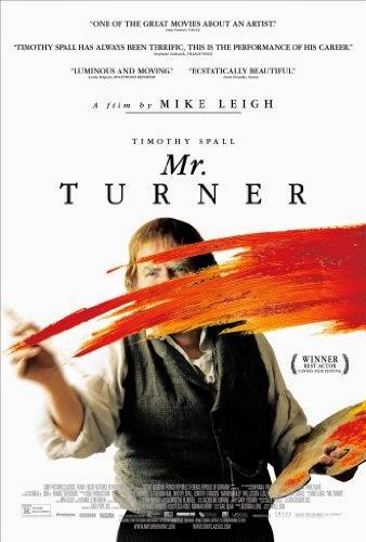 Cuộc Đời Họa Sĩ J.M.W. Turner - Mr. Turner
