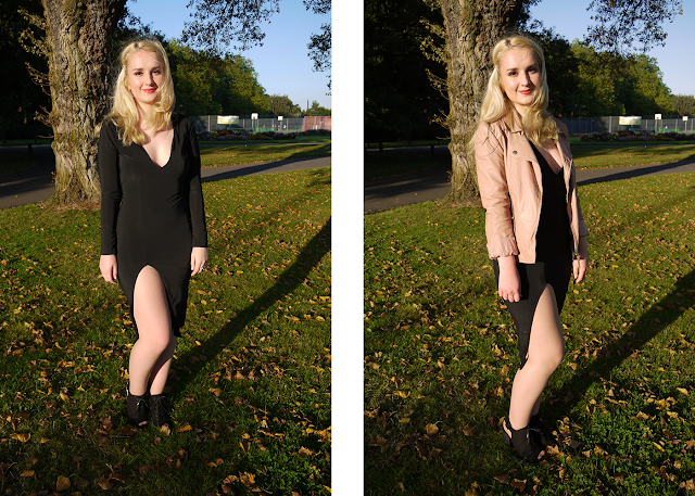 luxemme dress lbd outfit