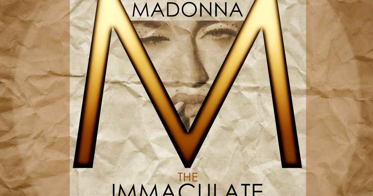 In Madonna The Immaculate Collection Material Girl Video Like A Virgin