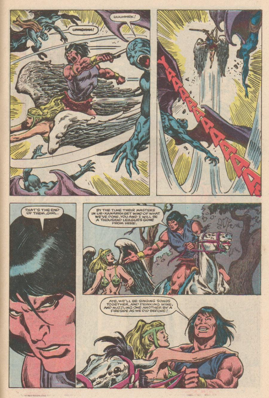 Conan the Barbarian (1970) Issue #168 #180 - English 22