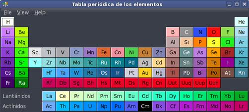 Aplicaciones educativas para porttiles de aula aplicaciones para esta aplicacin permite conocer rpidamente varias de las propiedades peridicas de los elementos qumicos incluyendo como dato curioso el nombre del urtaz Gallery