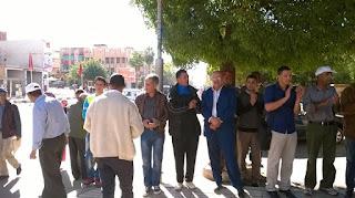خنيفرة:إضراب ووقفة احتجاجية لضحايا النظامين الأساسين 1985 و 2003