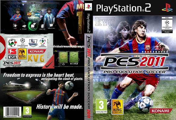 free  football games pes 2011 full version