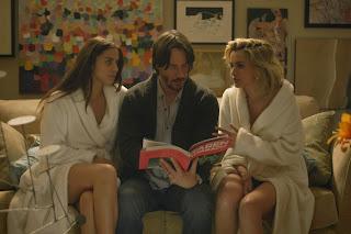 MOVIES: Knock, Knock - Keanu Reeves Video Interview + Movie Trailer - Sundance 2015